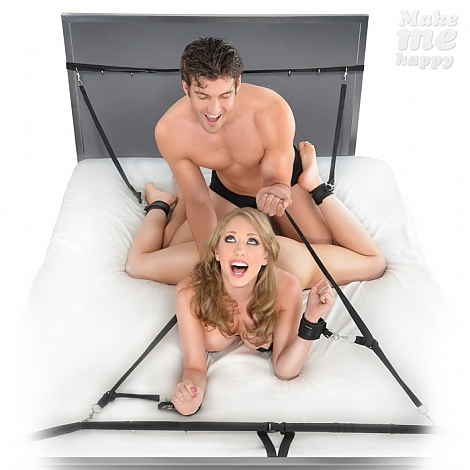 Набор для бондажа Fetish Fantasy Series Ultimate Bed Restraint System